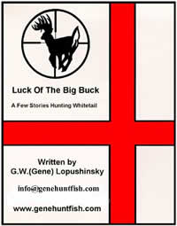 Luck Of The Big Buck Book Cover
